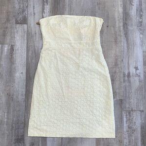 Merona Strapless Dress   Size 10  
